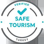 safe tourism logo